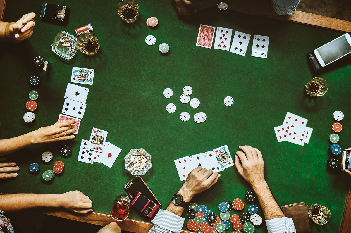 origins of the game of poker